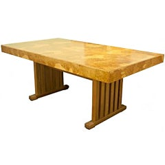 Mid-20th Century Extendable Dining Table