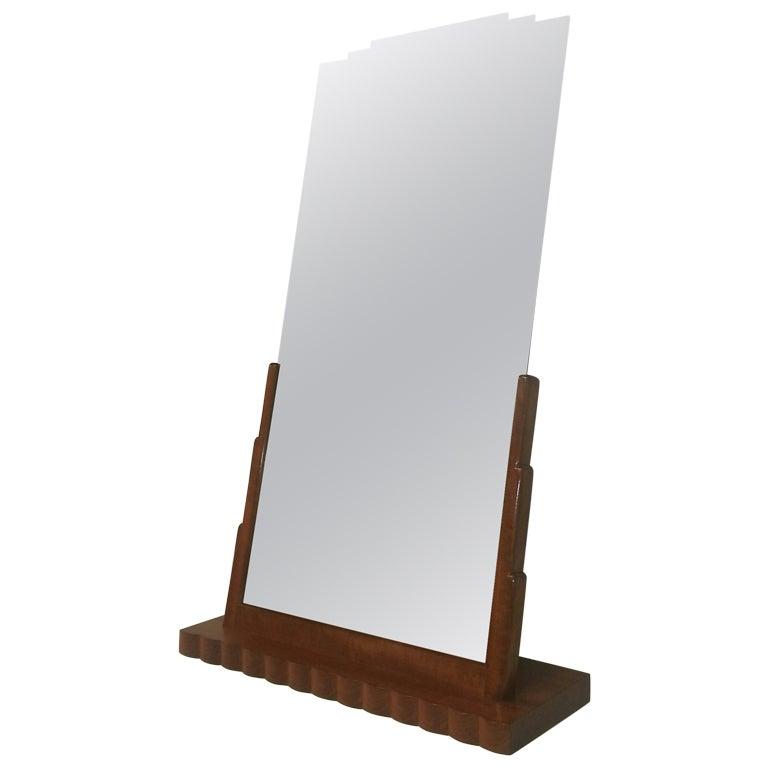 Betty Joel Rare Art Deco Mirror
