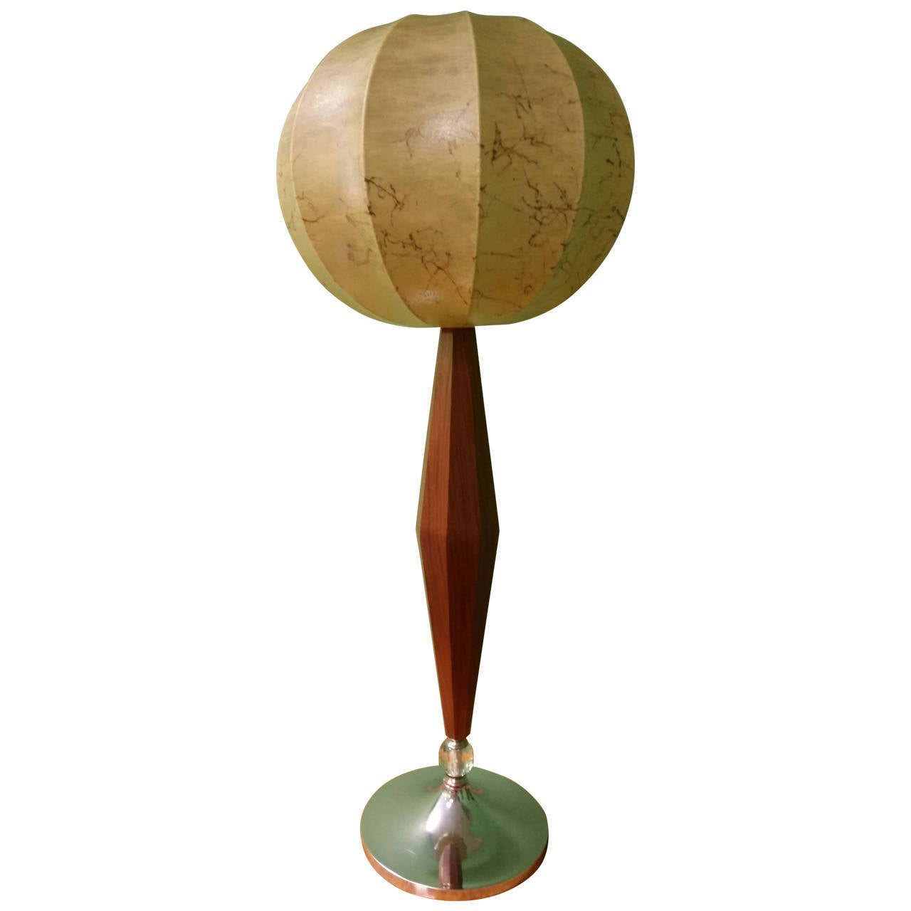 Mid 20th century design table or floor lamp at 1stdibs for Floor lamp 100cm
