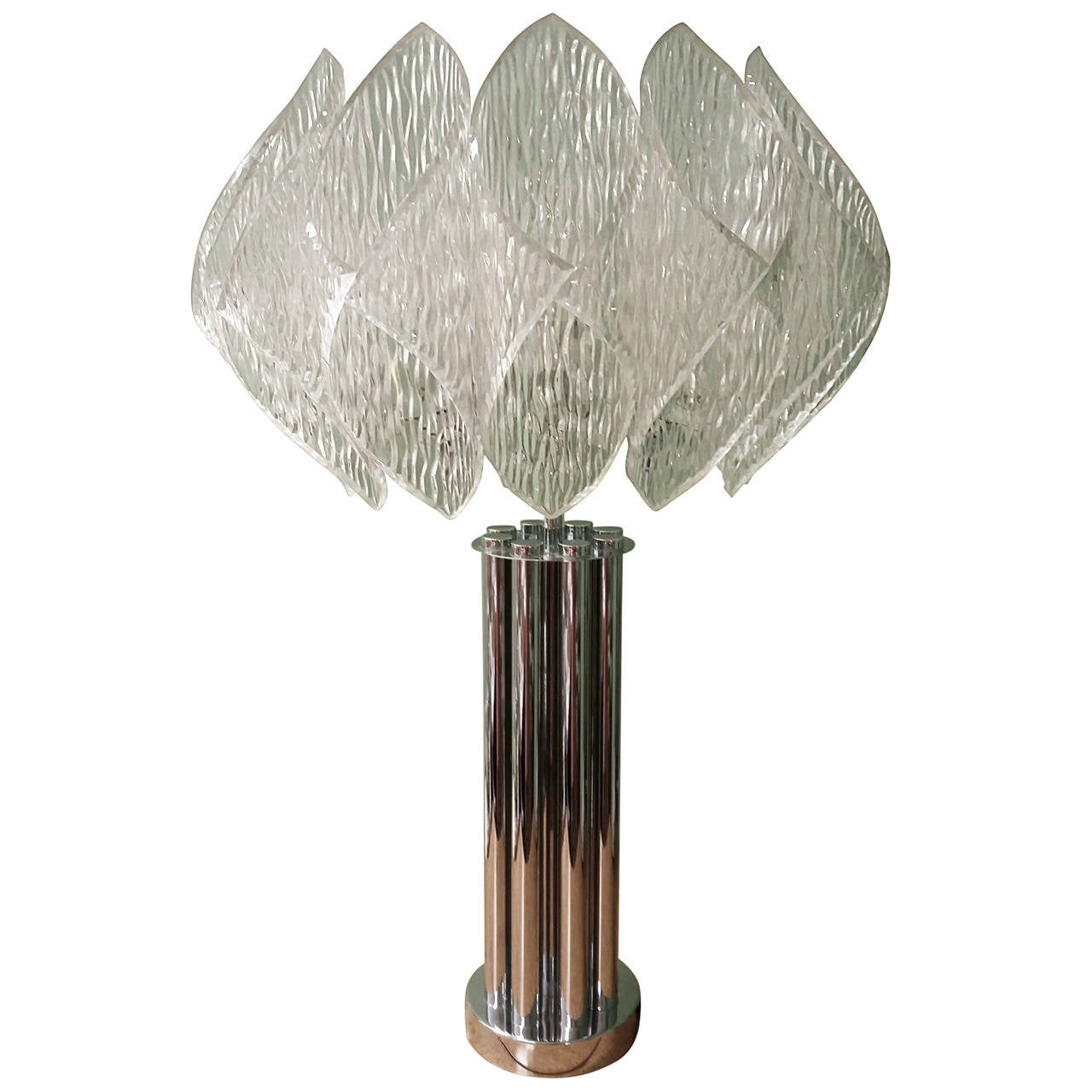 Mid-20th Century Design Table Lamp