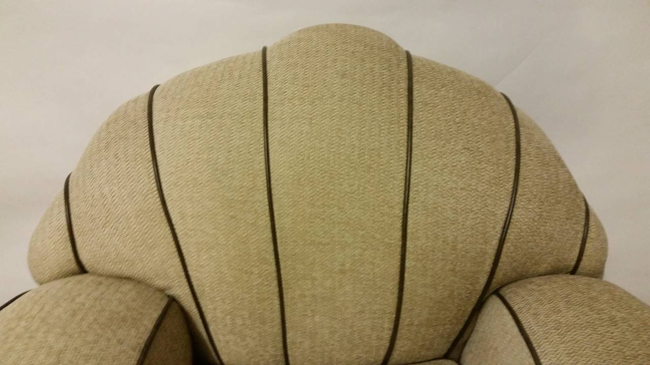 Pair of Art Deco Armchairs In Excellent Condition For Sale In London, GB