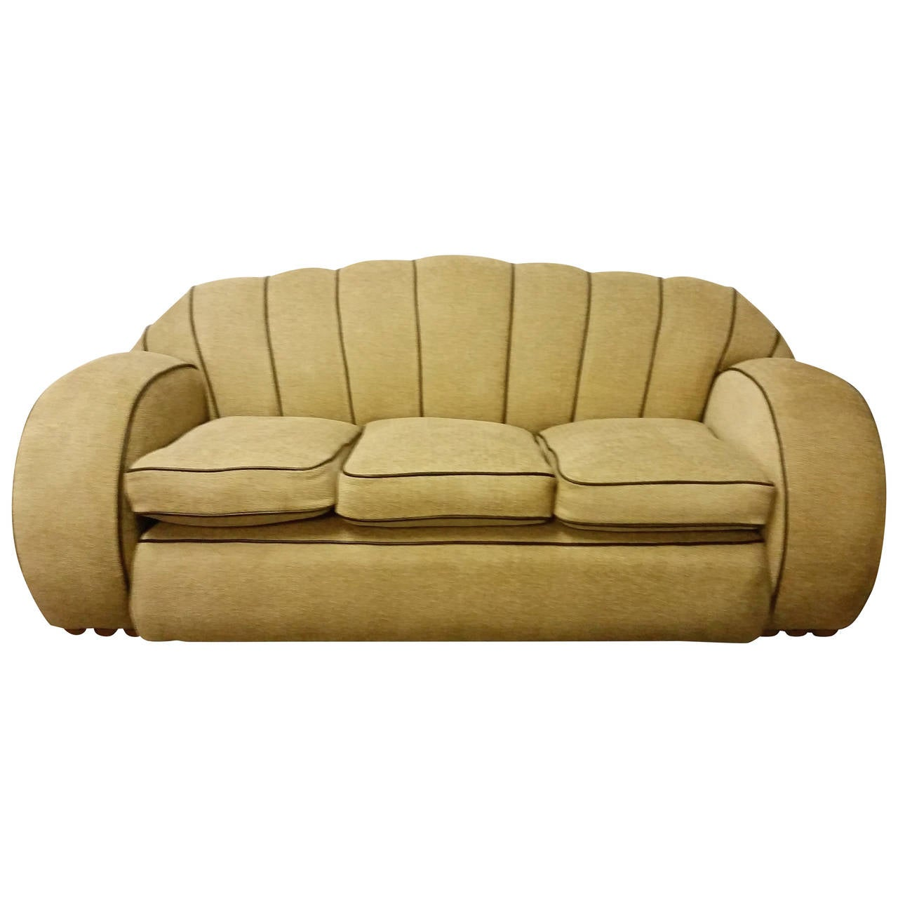 Awesome Art Deco Sofa For