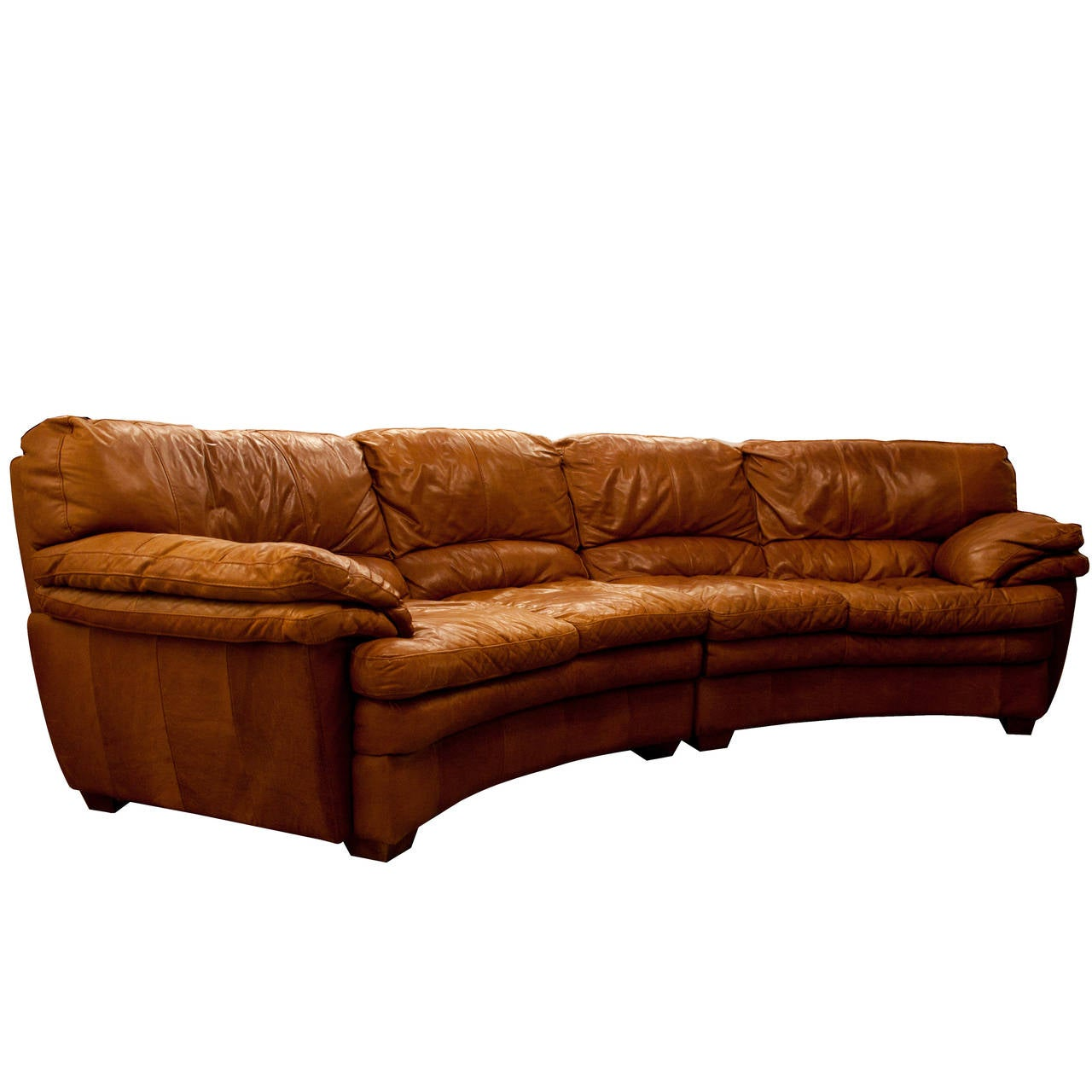 Curved Sofa Sectional Modern Images Like Leathers Leather