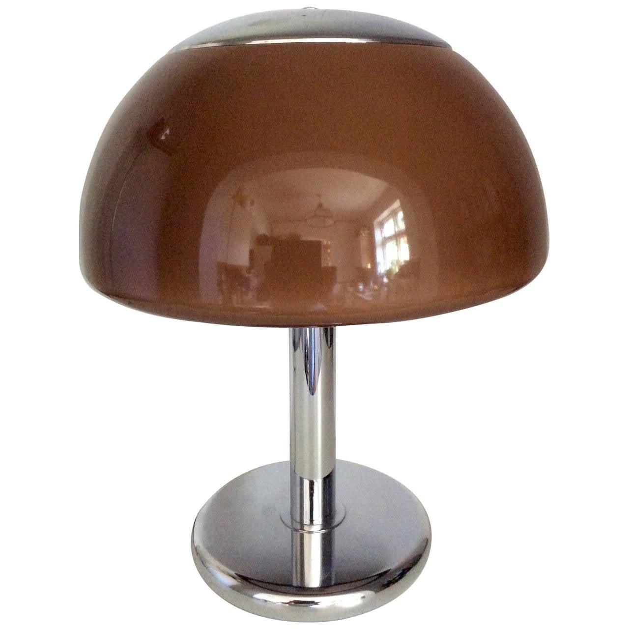 Harvey Guzzini Mushroom Lamp At 1stdibs