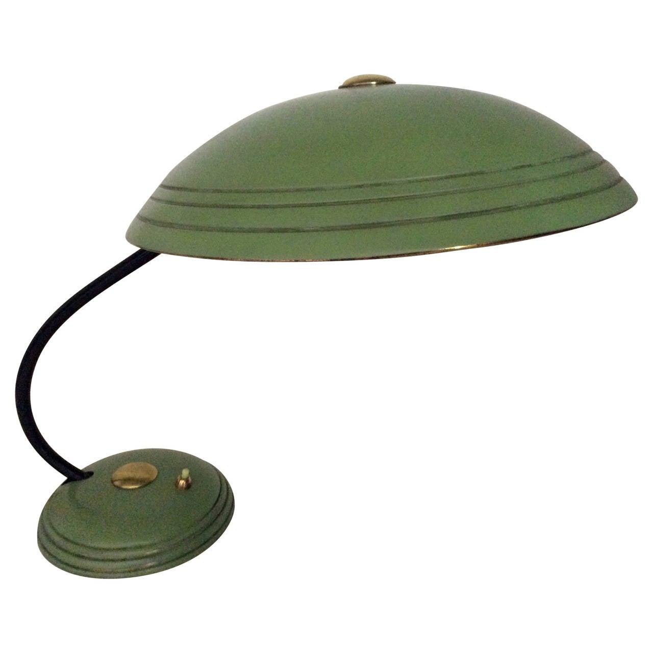 Helo flying saucer desk lamp at 1stdibs helo flying saucer desk lamp 1 arubaitofo Images