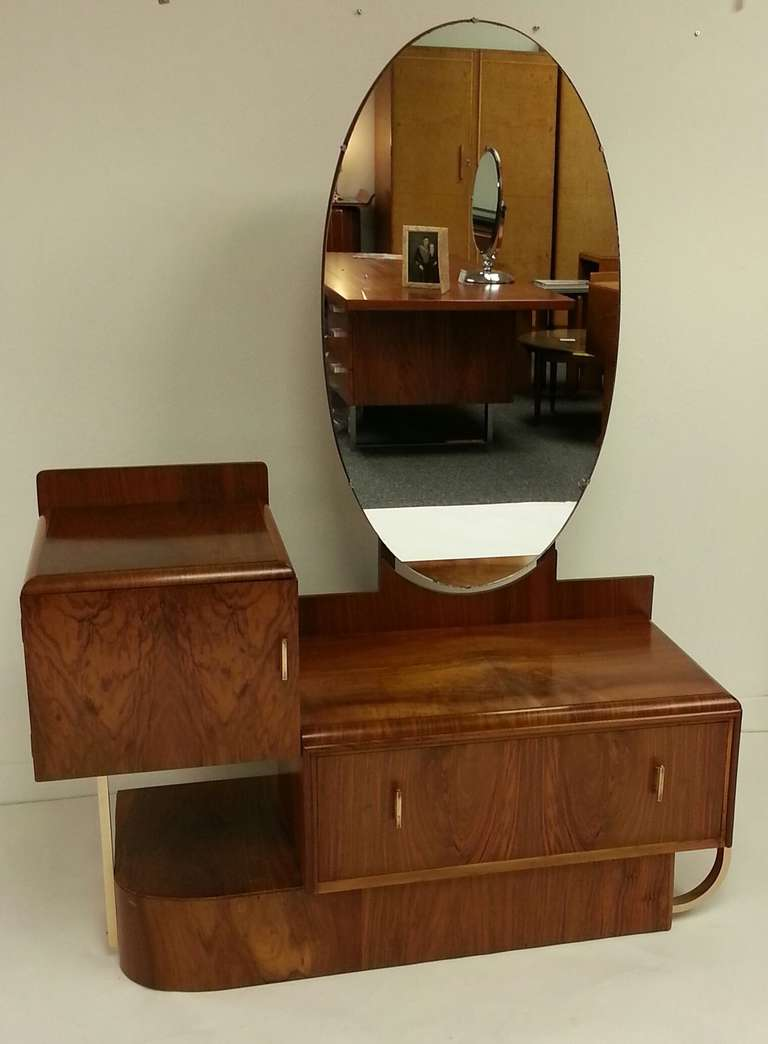 Art deco dressing table at 1stdibs - Deco dressing ...