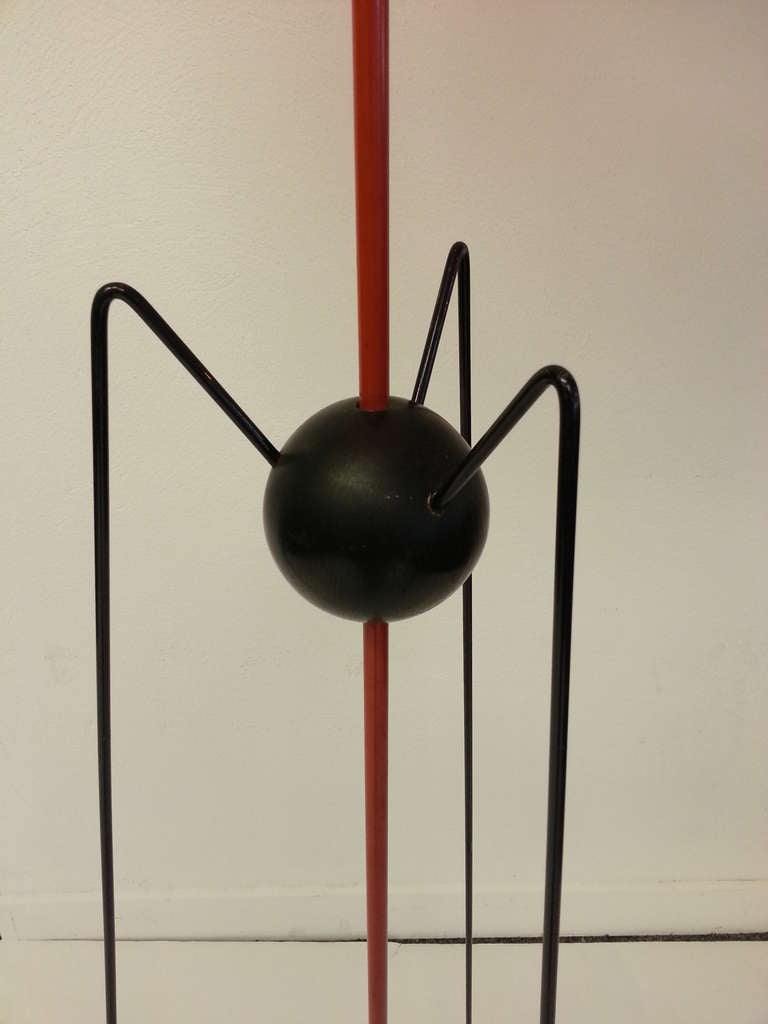 50s Spider Floor Lamp At 1stdibs