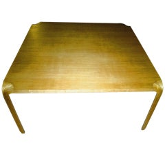 Alvar Aalto Large Occasional Table