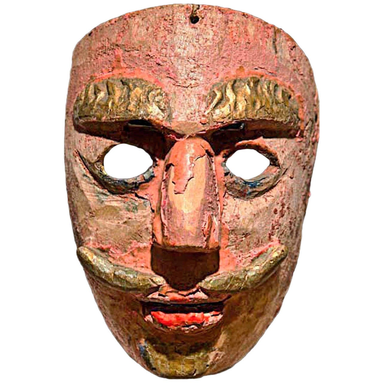 Dance Mask From Guatemala At 1stdibs