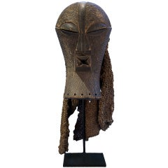 Democratic Republic of the Congo - Songey Kifwebe Mask