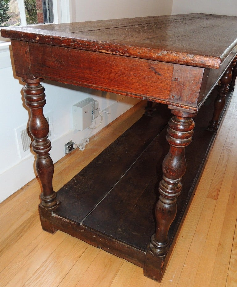 Draper 39 s table louis philippe for sale at 1stdibs for Table louis philippe