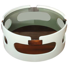 Joe Colombo Style Coffee Table