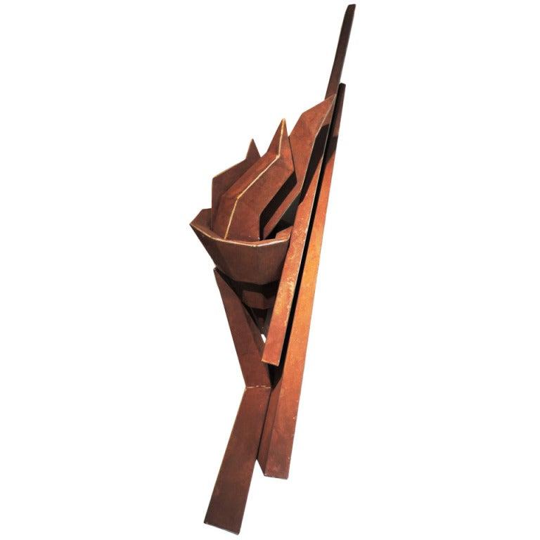 "Sculpture by Lisa Scheer ""Tian'namen #3"" For Sale"