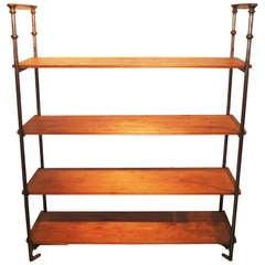 French Draper's Shelf