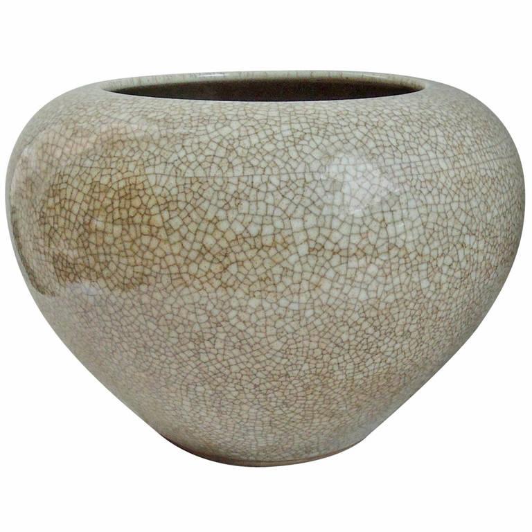 Antique Chinese Raku Bowl At 1stdibs
