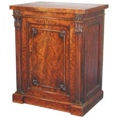 Gillows library cabinet in mahogany c.1815