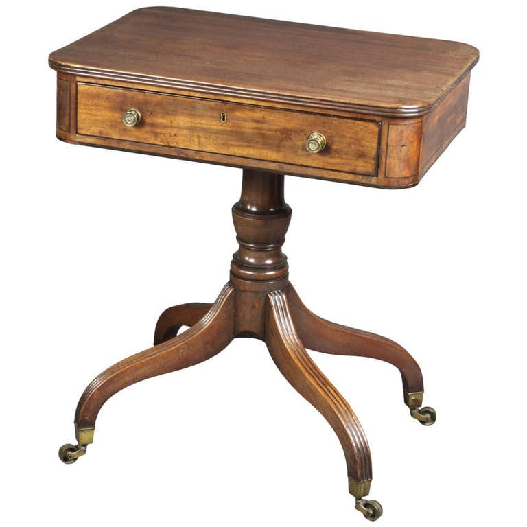 Antique Writing or Occasional Table