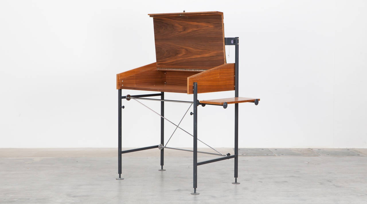 Egon Eiermann Stand Up Desk For Sale At 1stdibs