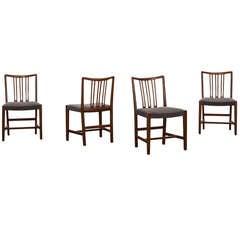 Set of Hans Wegner Chairs (6) *NEW UPHOLSTERY*