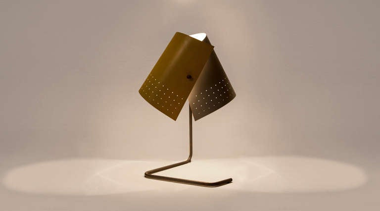 Lester Geis Table Lamp 3