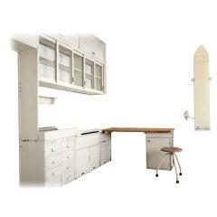 frankfurter k che by margarethe sch tte lihotzky at 1stdibs. Black Bedroom Furniture Sets. Home Design Ideas