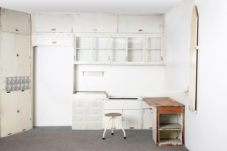 rare margarete sch tte lihotzky frankfurt kitchen frankfurter k che for sale at 1stdibs. Black Bedroom Furniture Sets. Home Design Ideas