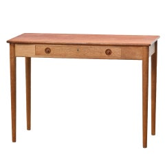 Hans Wegner Oak Desk