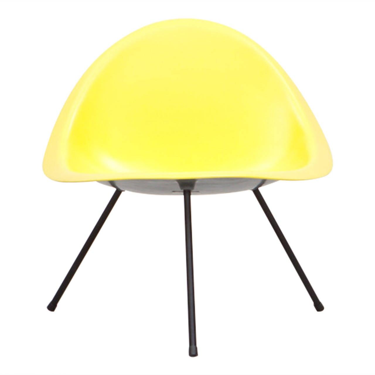 Poul Kjaerholm Aluminum Chair