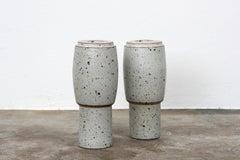 Two Martin Schlotz Ceramic Vase