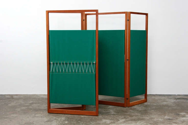 Mid-Century Modern Egon Eiermann Room Divider For Sale