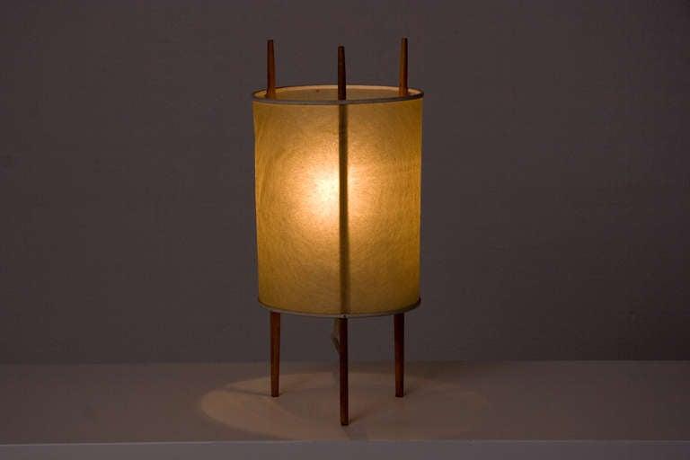 isamu noguchi table lamp at 1stdibs. Black Bedroom Furniture Sets. Home Design Ideas