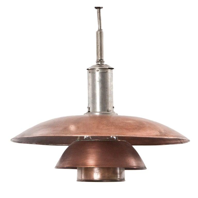 poul henningsen ceiling lamp 6 5 at 1stdibs. Black Bedroom Furniture Sets. Home Design Ideas