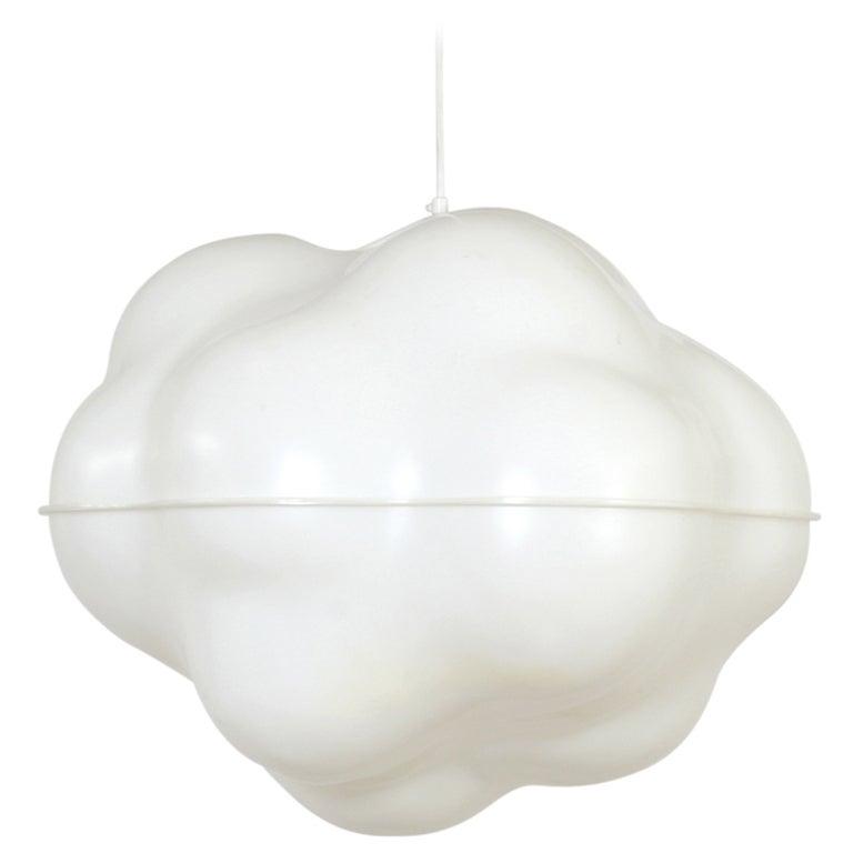 ueli berger ceiling lamp at 1stdibs. Black Bedroom Furniture Sets. Home Design Ideas