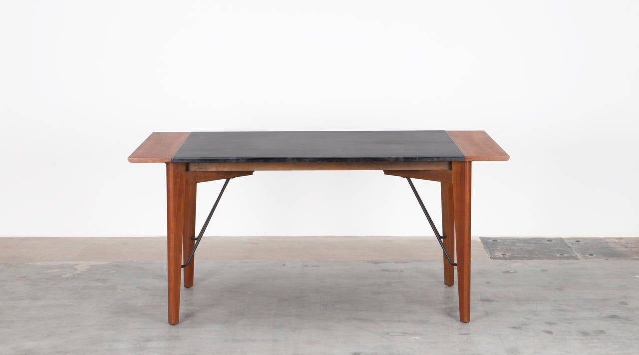 Greta magnusson grossman dining table for sale at 1stdibs greta magnusson grossman dining table 2 geotapseo Gallery