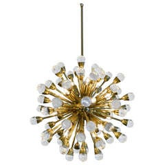 Small Scale Sputnik Chandelier