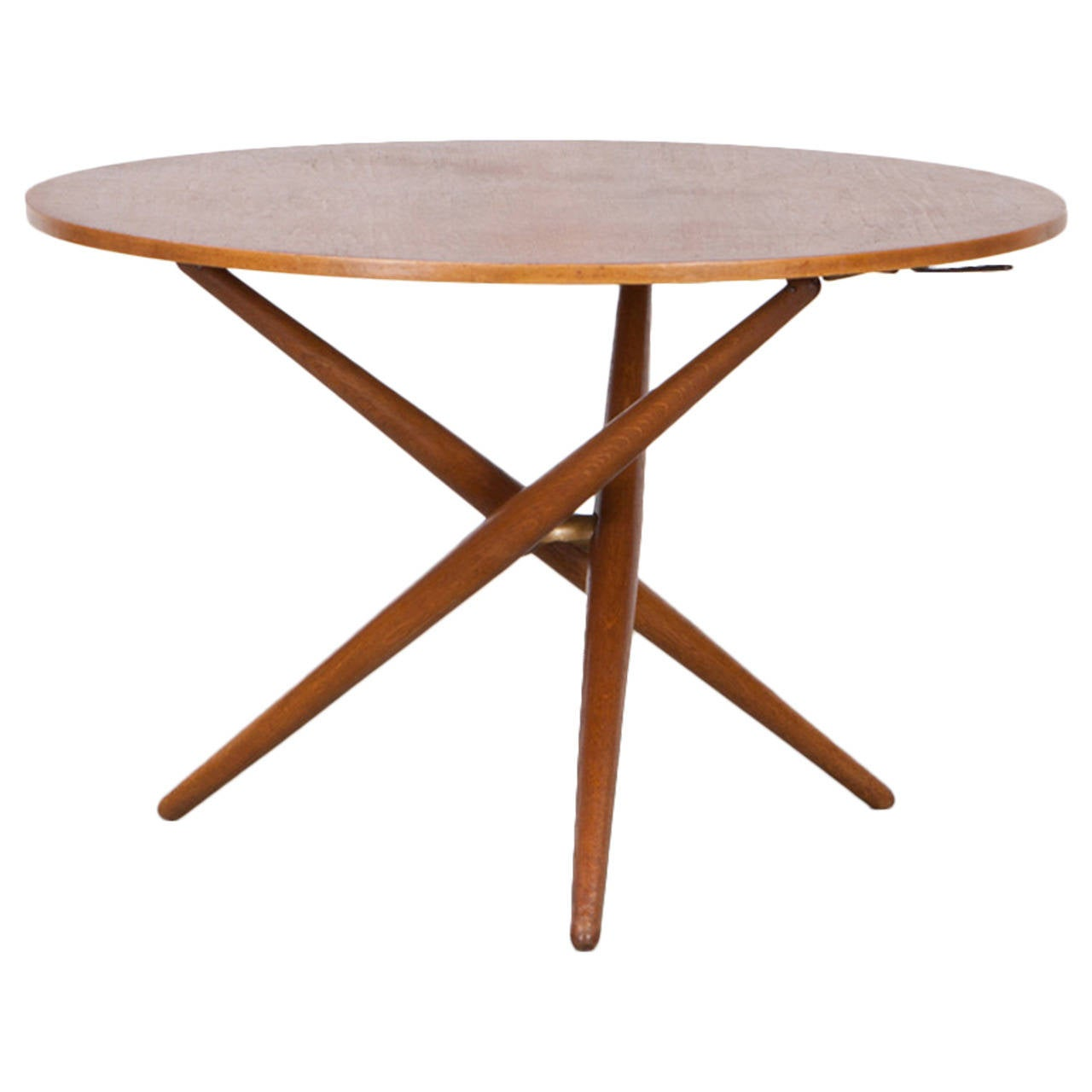J rg bally eat and tea table e at 1stdibs for Coffee tables you can eat on
