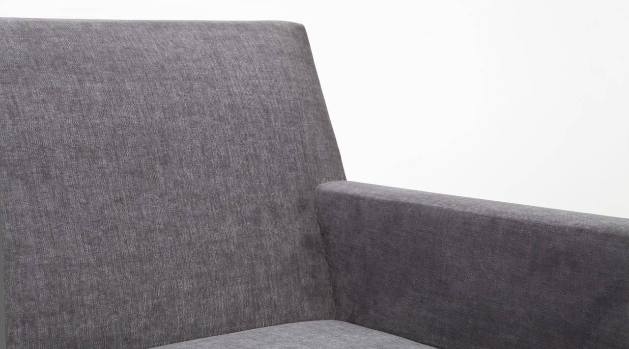 Mid-Century Modern Ferdinand Kramer Sofa, New Upholstery For Sale