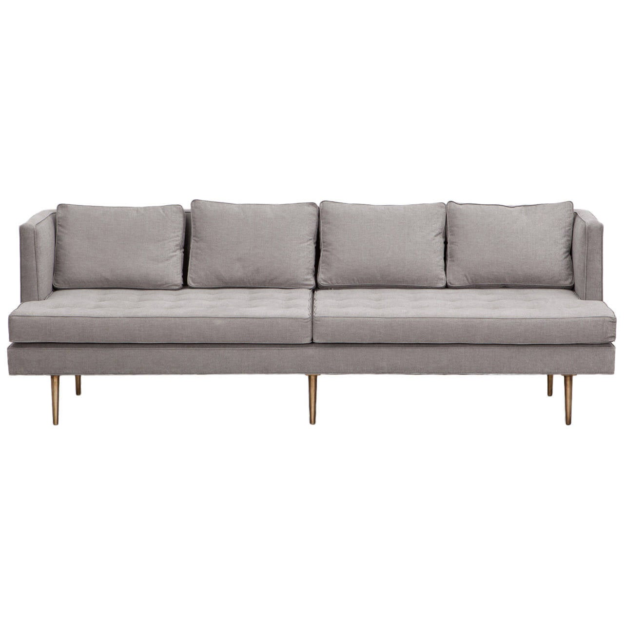 Edward Wormley Sofa at 1stdibs