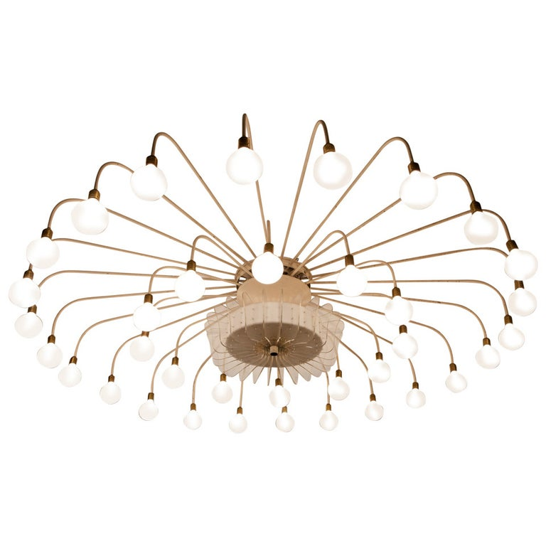 Large Ceiling Lamp For Sale