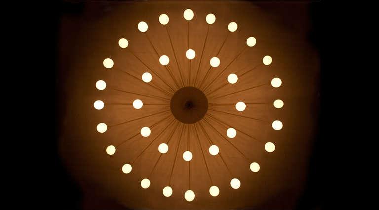 Large Ceiling Lamp In Good Condition For Sale In Frankfurt, Hessen, DE