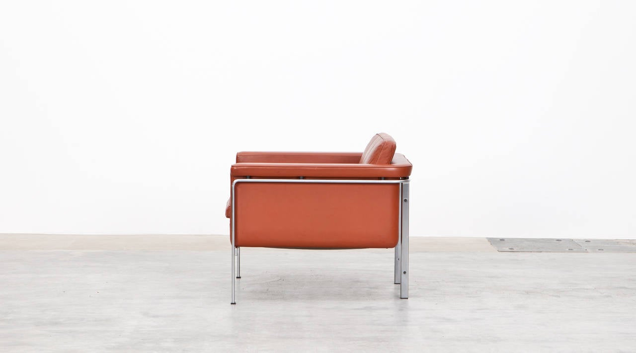 Pair Of Horst Br 252 Ning Lounge Chairs At 1stdibs