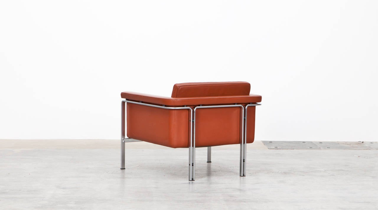 Horst Brüning 3Seater Sofa and Lounge Chair For Sale at 1stdibs