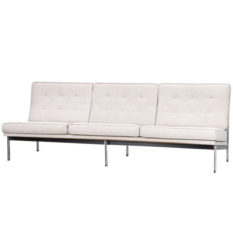 Florence Knoll Three-Seat Sofa