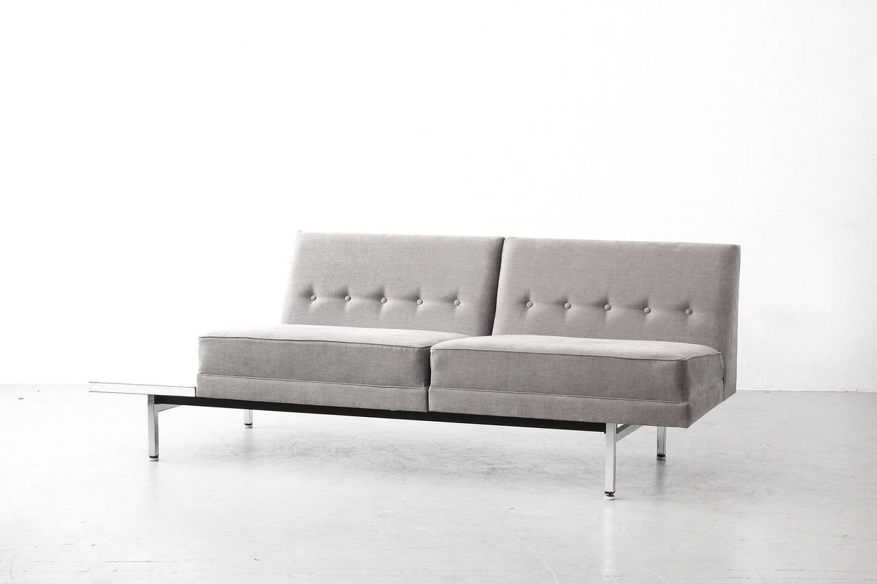 modular system sofa by george nelson for herman miller at. Black Bedroom Furniture Sets. Home Design Ideas