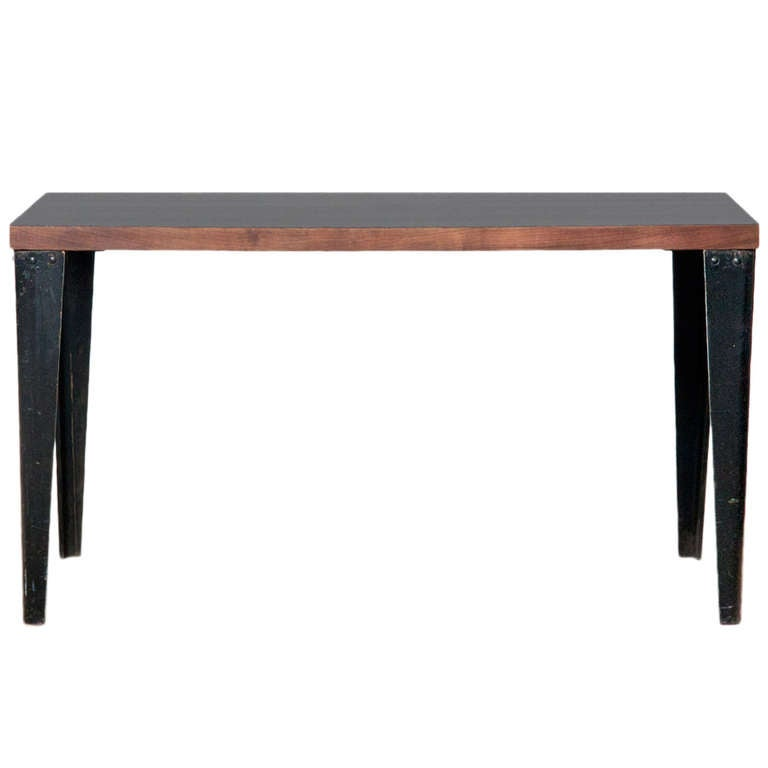 Plywood Console Table ~ Charles and ray eames plywood table at stdibs