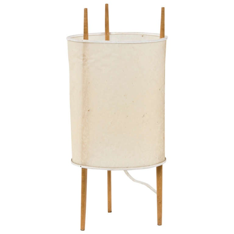 isamu noguchi table lamp at 1stdibs