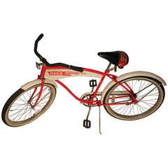Beach Cruiser Bike by Coca-Cola