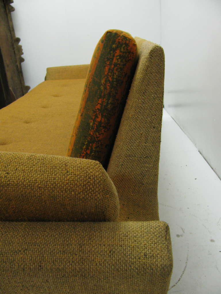 Mid-20th Century Adrian Pearsall Mid-Century Gondola Sofa For Sale