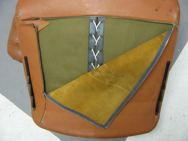 Mid-20th Century Mid Century Modern Ilmari Tapiovaara Lounge Chair with Ottoman For Sale