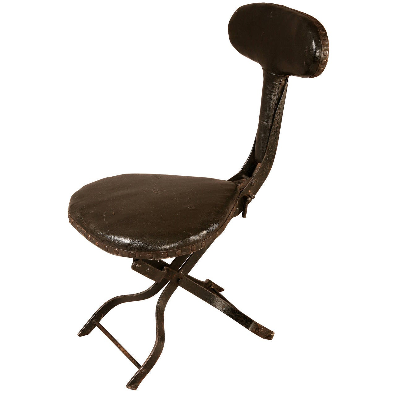 Strap Auto Chair At 1stdibs